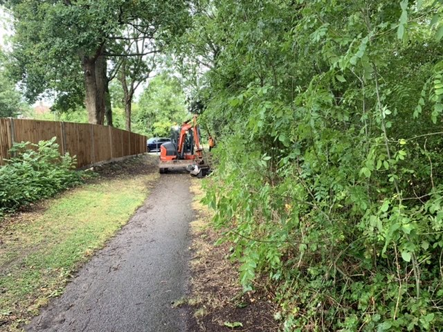 Guildford Path Clearance